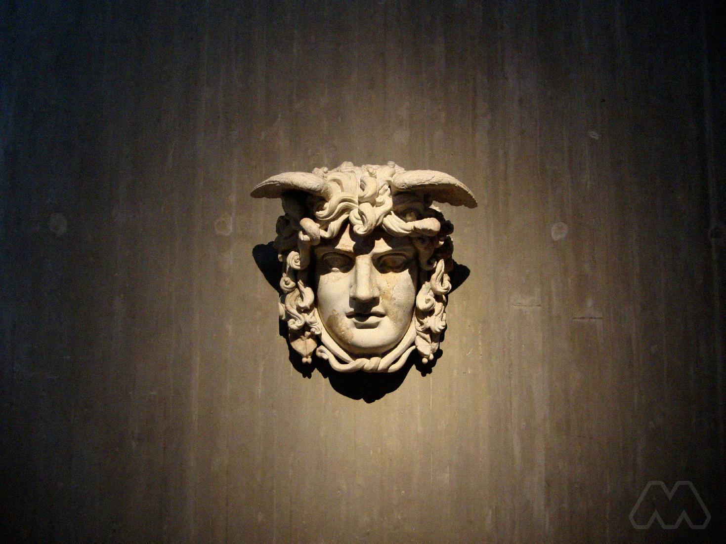 Maschera della Gorgone Medusa – Colonia